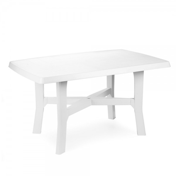 Table rodano rectangle 6 personnes eurotex for Table 6 personnes