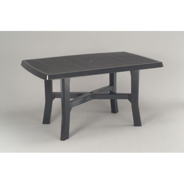 table rodano rectangle 6 personnes eurotex. Black Bedroom Furniture Sets. Home Design Ideas