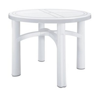 Table Salsa ronde 4 personnes