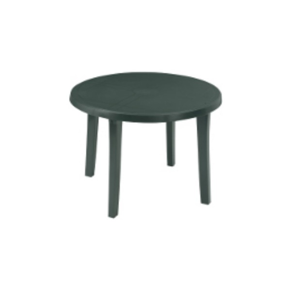 Table Miami Grosfillex 98cm Ronde Eurotex